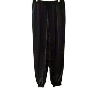 🆕 Forever 21 Black Stylish Ankle Pants Joggers